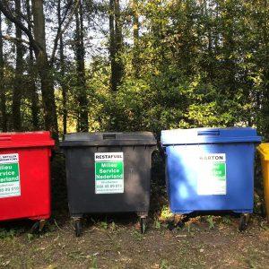 Afval scheiden